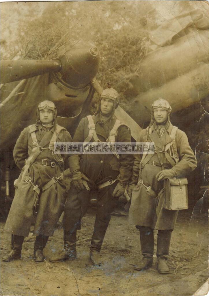 Экипаж Бараненко - Бирюков- Шамалуев